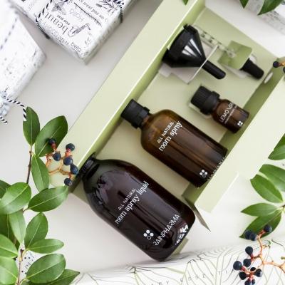 Home fragrance lab