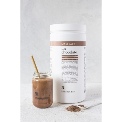 Milk chocolate shake XXL 1350 gr