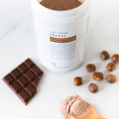 Nuts about Choco shake