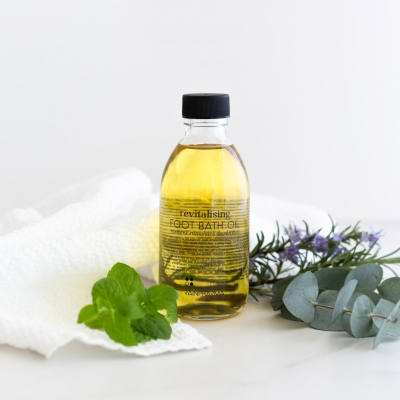 Revitalising Foot Bath Oil 200 ml